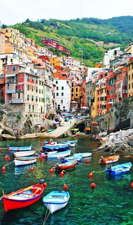 Gate - Conque Terre Italy