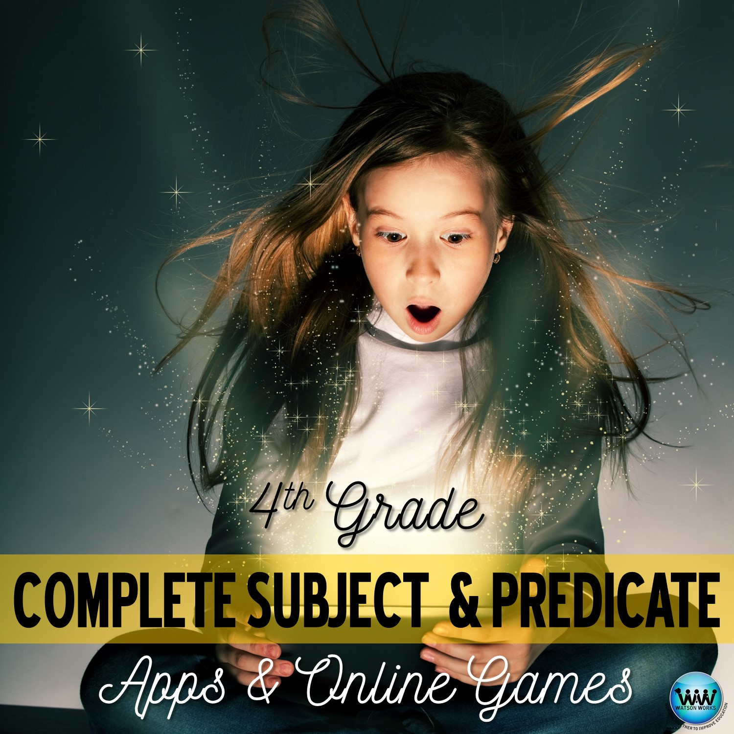 Watson Works 4th Grade Complete Subject Amp Predicate Apps Amp Online Games