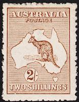 Australia 2/- Kangaroo