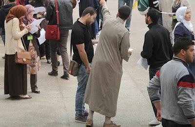 جدل في الجزائر بسبب منع ارتداء اللباس السلفي المدارس