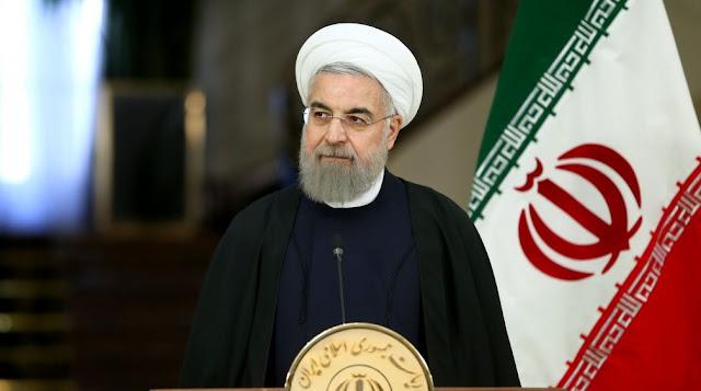 O presidente do Irã disse que o país está disposto a manter-se comprometido com o acordo nuclear, mesmo com a partida dos Estados Unidos.