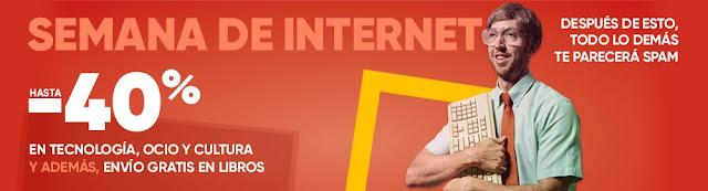Top 10 ofertas Semana de Internet de Fnac.es