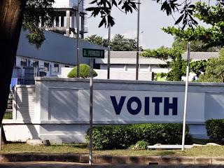 Lowongan Kerja PT Voith Paper Rolls Indonesia KIIC Karawang