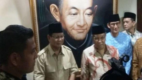 Prabowo Dapat Kartu NU, Begini Respon Muhaimin
