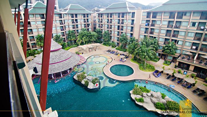 Novotel Phuket Vintage Park Resort Pool