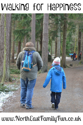 Walking for happiness - how walking can improve your mood and wellbeing