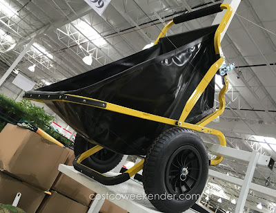 Easily move cargo with the Westfield Fold-a-Cart Folding