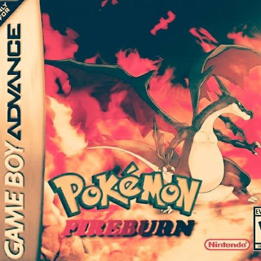 Hack ROM: Pokémon Fire Burn (Beta 1.1 - corrigida)