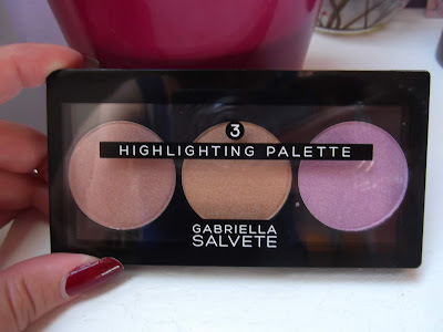 GABRIELLA SALVETE HIGHLIGHTING PALETTE