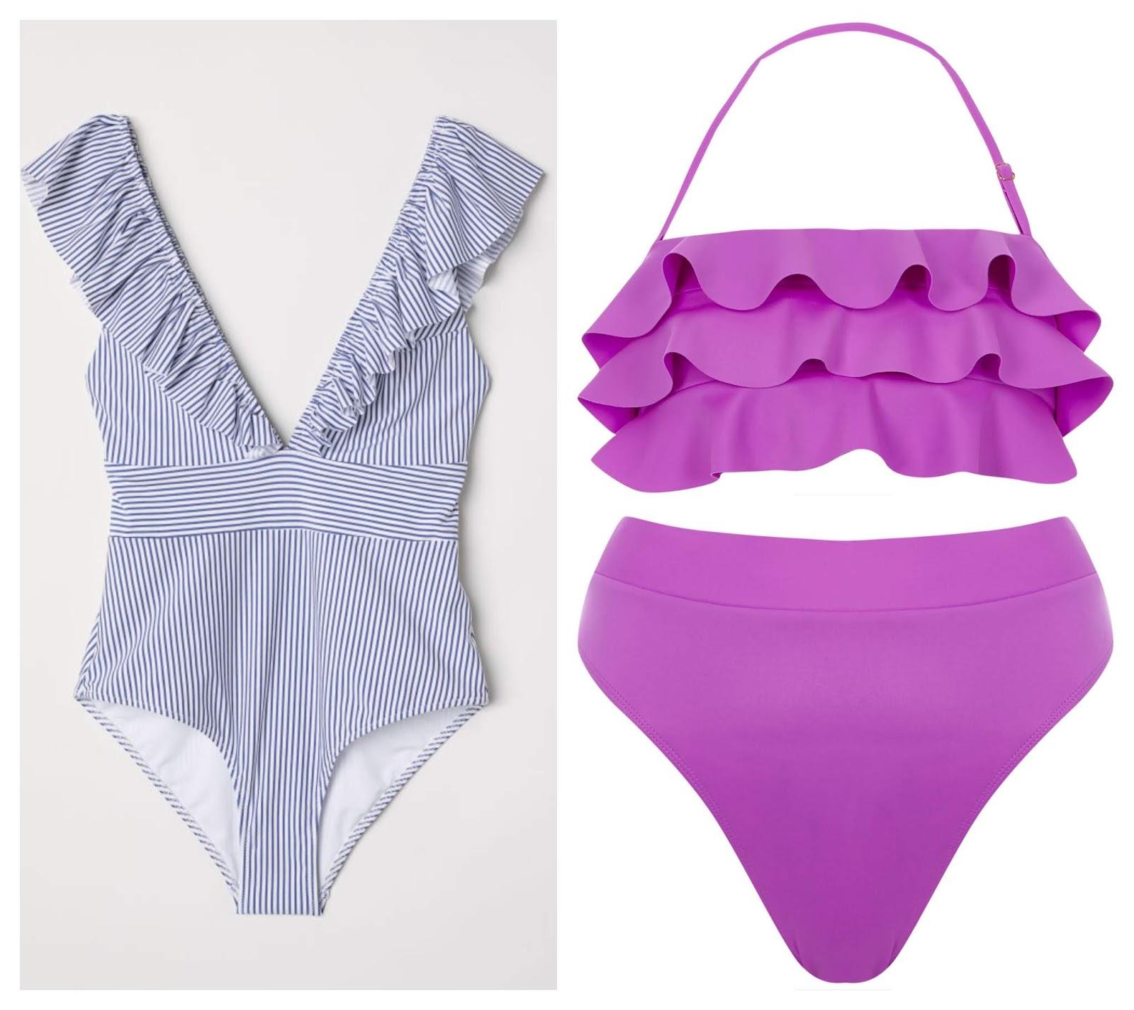 774ab548d874 6.ª Avenida: Tendências swimwear: os biquinis e fatos de banho mais ...