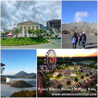 Paket Wisata Bromo Malang Batu City Tour 4 Hari 3 Malam