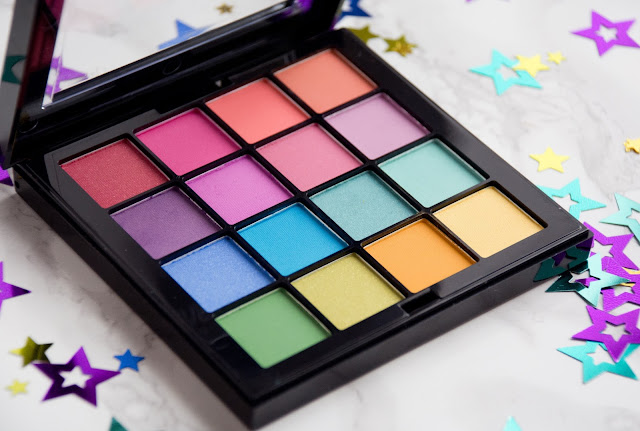 NYX_Ultimate_Eyeshadow_Palette_Brights_отзывы