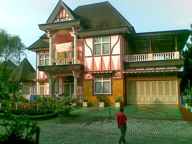 Foto(5509) jual villa & tanah di kota bunga puncak jual tanah di kota bunga