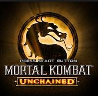 Mortal Kombat - Unchained iso/ cso PPSSPP Emulator
