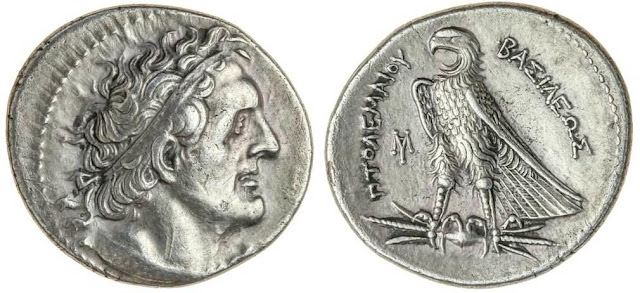 Tetradracma de Ptolomeo I