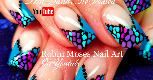 Easy DIY DOT French Mani | Teal Sands Dotticure Nail Art Design Tutorial