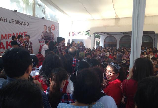 Salah Berikan Informasi, Ahok 'Semprot' Panitia Balai Rakyat : kabar Terupdate Hari Ini