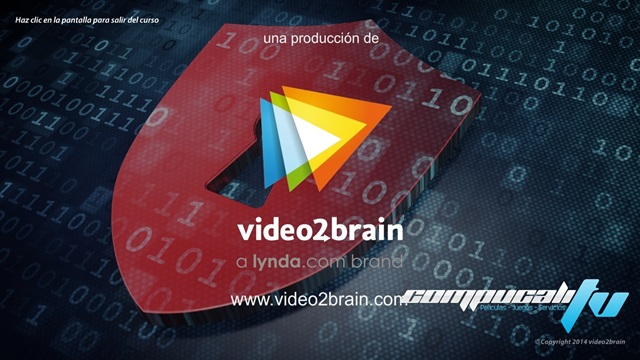 Curso Video2Brain Protección y Seguridad para tu WordPress