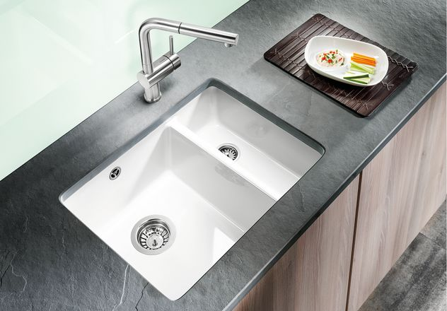 Kohler Black Undermount Kitchen Sink