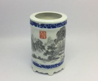 vas-bentuk-silinder-toko-bunga-surabaya