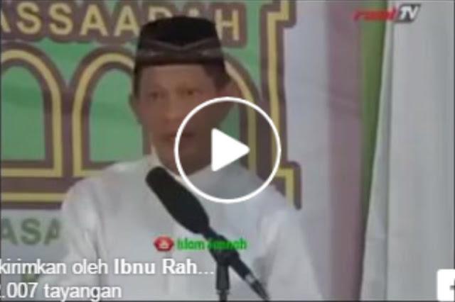 [VIDEO] Melawan Lupa! Tito Karnavian Puji-puji FPI Saat Menjabat Kapolda Metro