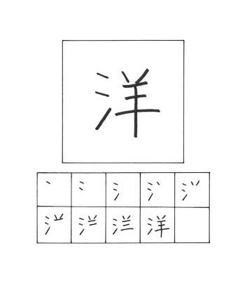 kanji samudra