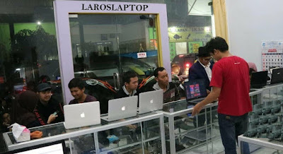 Servis Apple Macbook di Malang