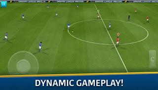 Dream League Soccer mod apk ringan v5.054