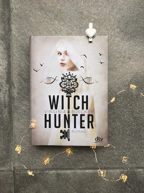 Witch Hunter - Virginia Boecker