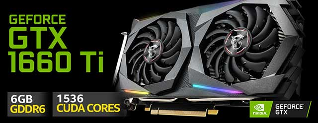 GeForce GTX 1660 Ti FOR 120FPS 1080Gaming IN $280/RS ????
