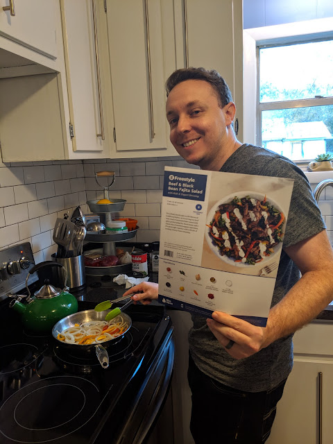 Blue Apron Review www.kristenwoolsey.com