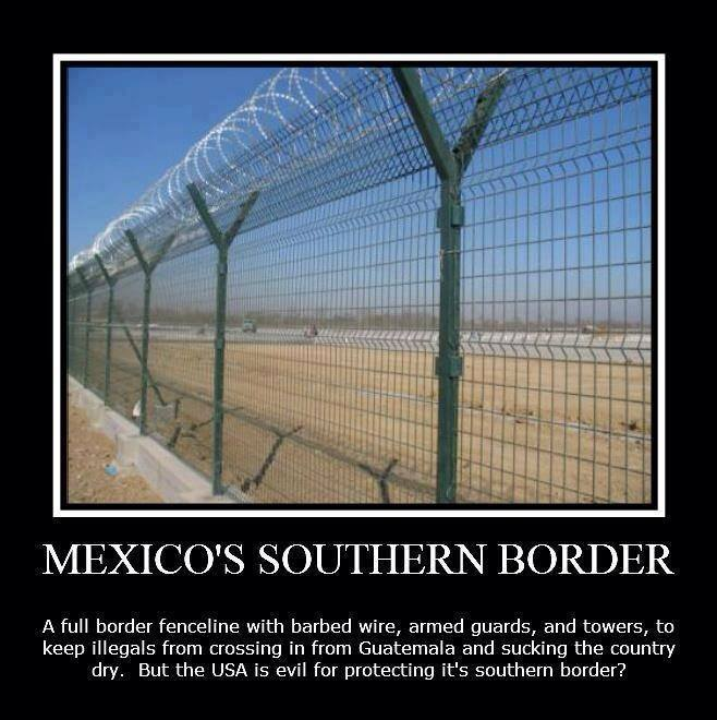 Mexico%2Bfence%2Bmeme boreal expat net stupidity the mexican wall edition