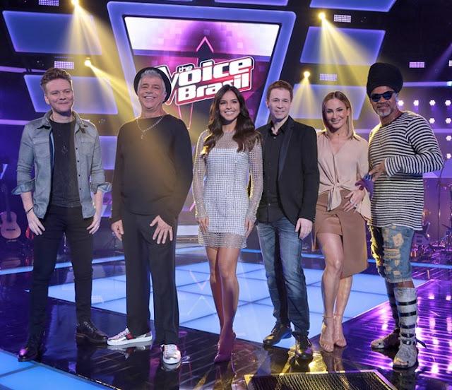 Assista hoje a quinta temporada do The Voice Brasil