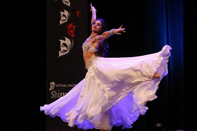A Dança do Ventre invade o palco natalino do North Shopping Barretos