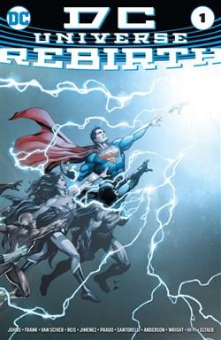 DC Universe - Rebirth