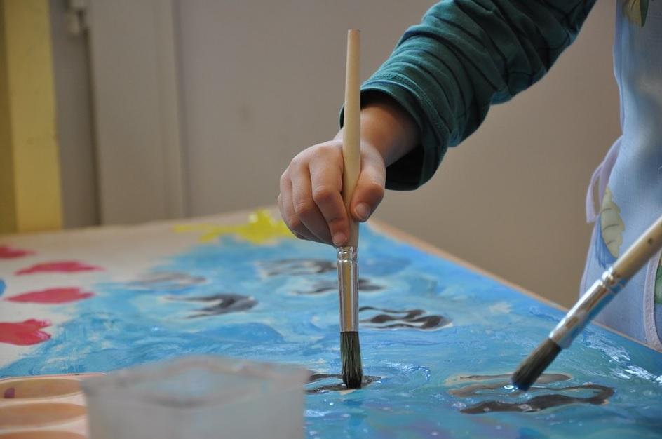 C mo combinar pinturas para lograr nuevos colores - Combinar papel y pintura ...