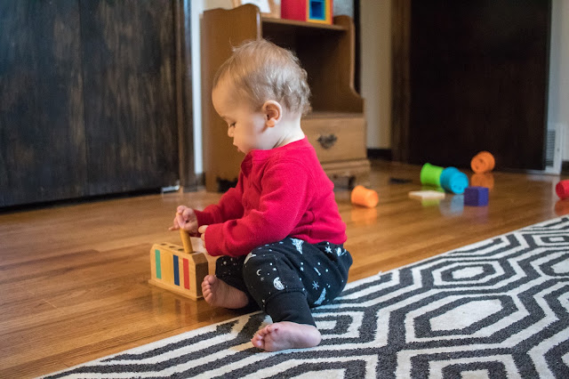 Montessori tips for observing your baby at play