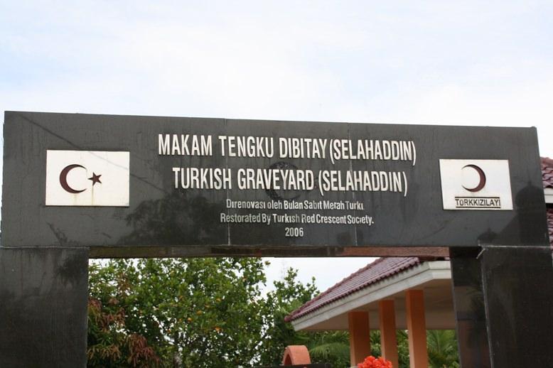Kampung Turki di Bitay