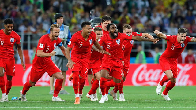 FIFA World Cup 2018: Colombia 1 - 1 England | England Knock Colombia Out In Penalty Shootout By ( ENG 4 - 3 COL)