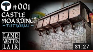 Tutorial 001 Castle Hoarding