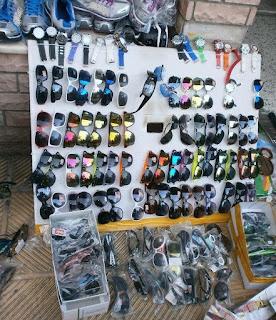 Αποτελέσματα των στοχευμένων δράσεων για την πάταξη του παρεμπορίου στην Πιερία