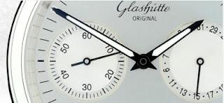 glashütte original alman saat markası