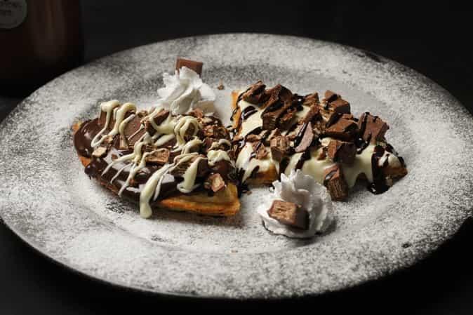 Kit-Kat Waffle - Le Scoop