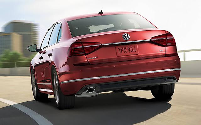 VW Passat 2019 - EUA