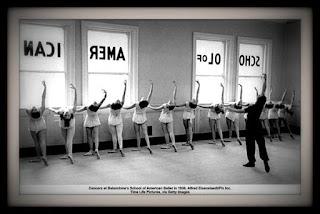 School of American Ballet, 1936