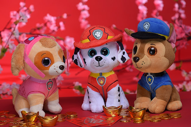 PUPPY LOVE AND LUCK AT SM ACCESSORIES KIDS AND TOY KINGDOM