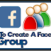 Creating A Facebook Group