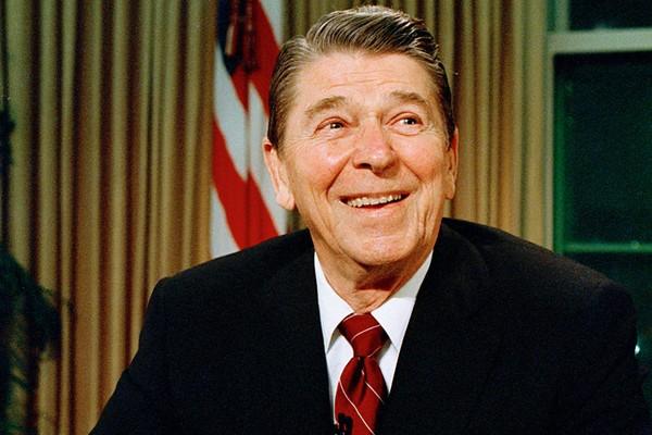 Ronald Reagan startup