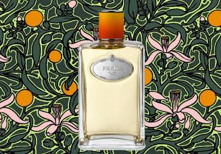 """Infusion de Fleur d""""Oranger EDP da Prada - tendências"""