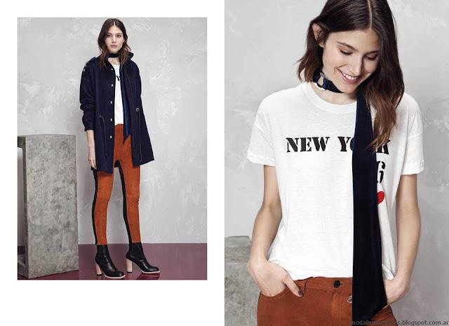 Moda invierno 2016 ropa de moda Kosiuko. Moda invierno 2016 mujer.